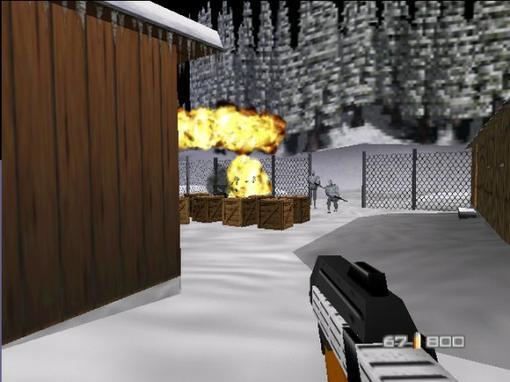 Десять лучших снежных эпизодов в видеоиграх - Изображение 8