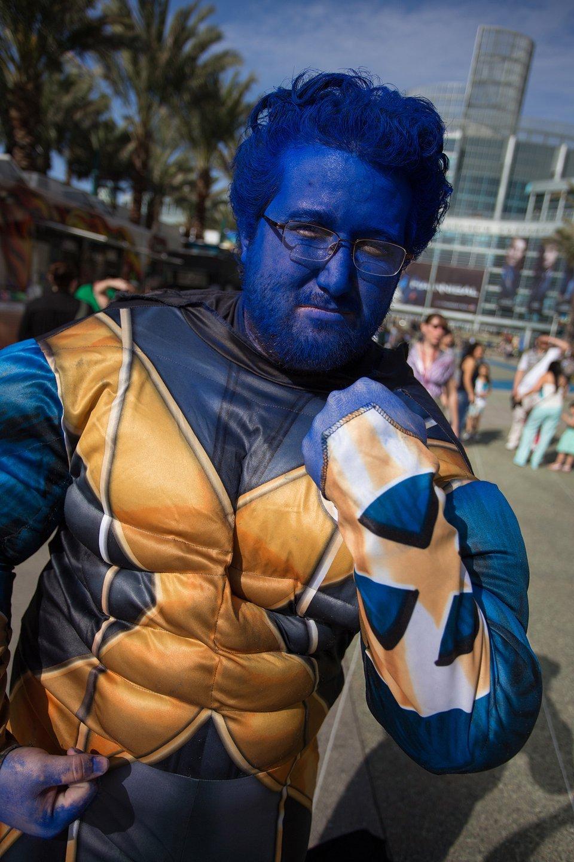 Десятка самых нелепых костюмов с Comic-Con 2013 - Изображение 8