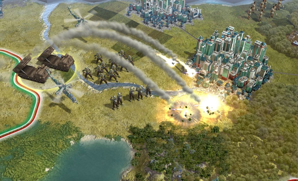 Самая большая сессия в Civilization 5 закончилась крахом - Изображение 1
