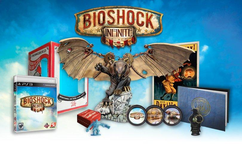 В коллекционное издание Bioshock Infinite войдет огромная статуэтка - Изображение 1