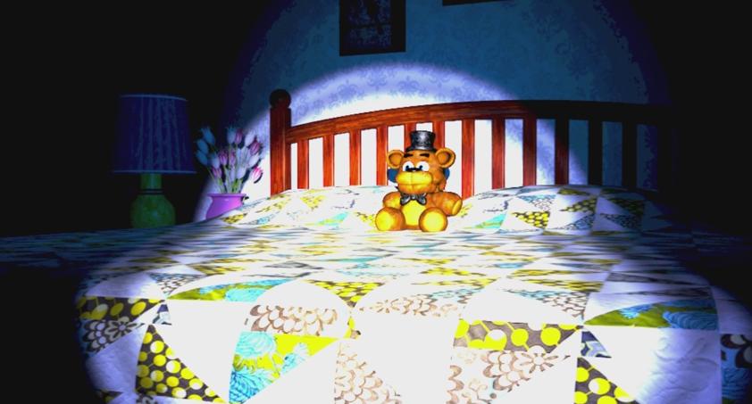 Все о сюжете Five Nights at Freddy's 4: факты, теории и пасхалки - Изображение 13
