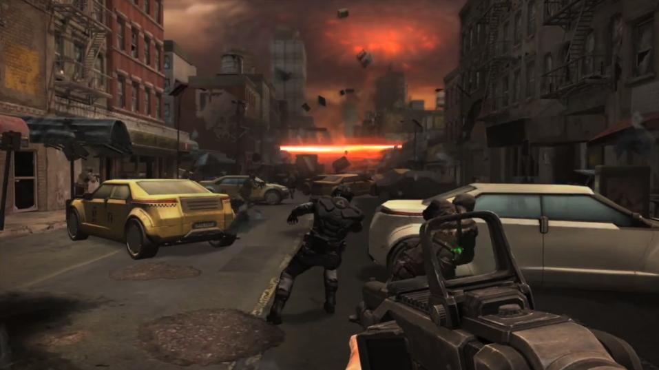 Doom 4 мог выглядеть как Gears of War - Изображение 2