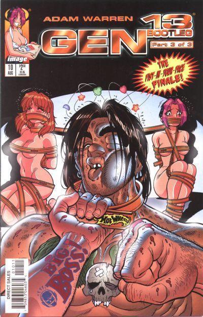 Девочки-припевочки, или весеннее обострение в комиксах - Изображение 9