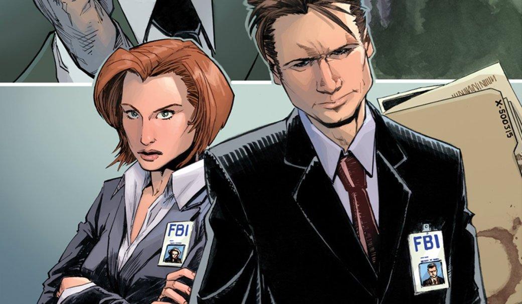 Монстры «Секретных материалов» и их аналоги из супергеройских комиксов - Изображение 1