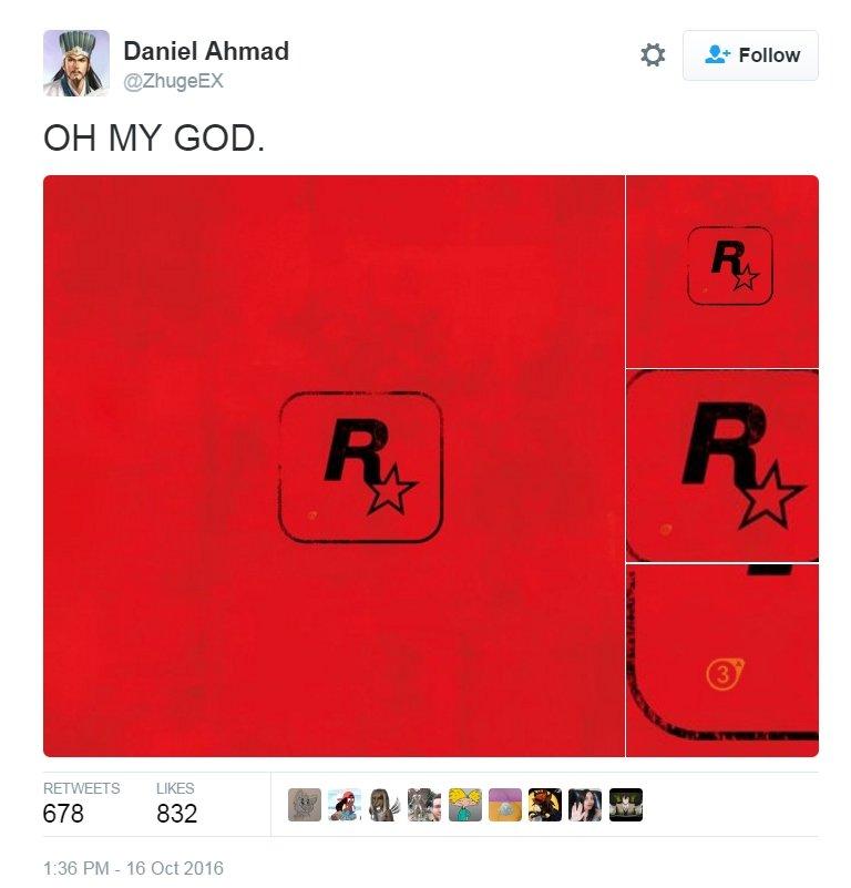 Как интернет высмеял тизер Rockstar - Изображение 2
