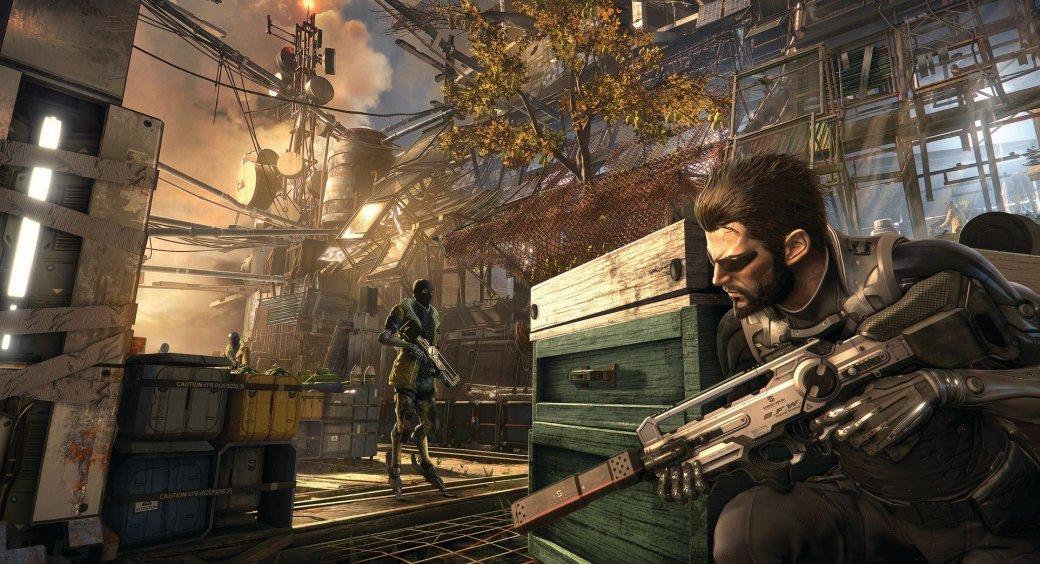 В Deus Ex: Mankind Divided боссов нельзя заговорить до смерти. - Изображение 1