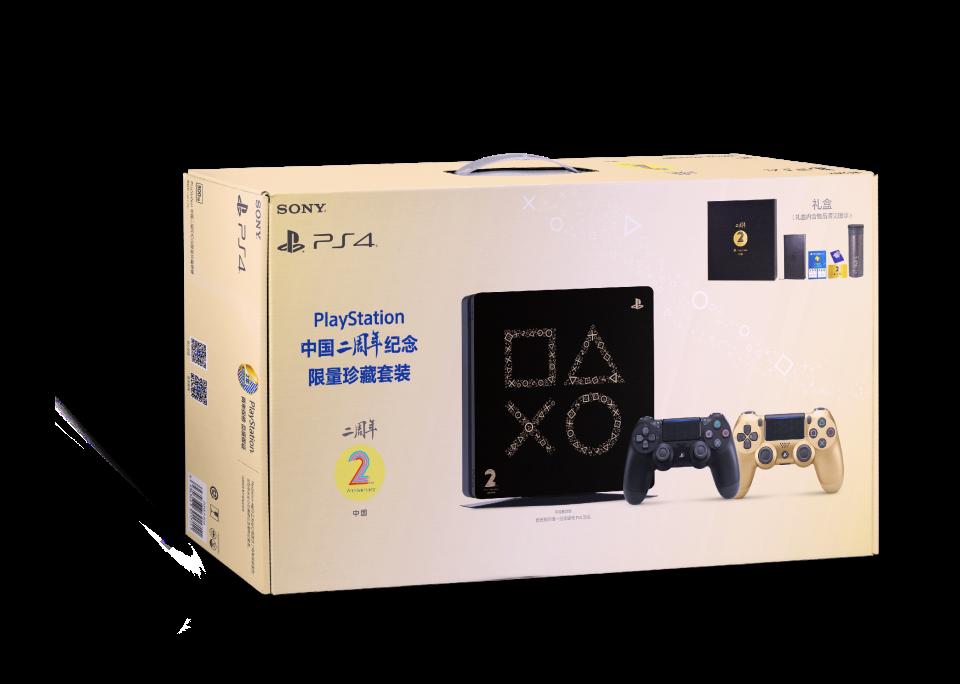 В Китае выйдет лимитированная версия PlayStation 4 Slim - Изображение 2