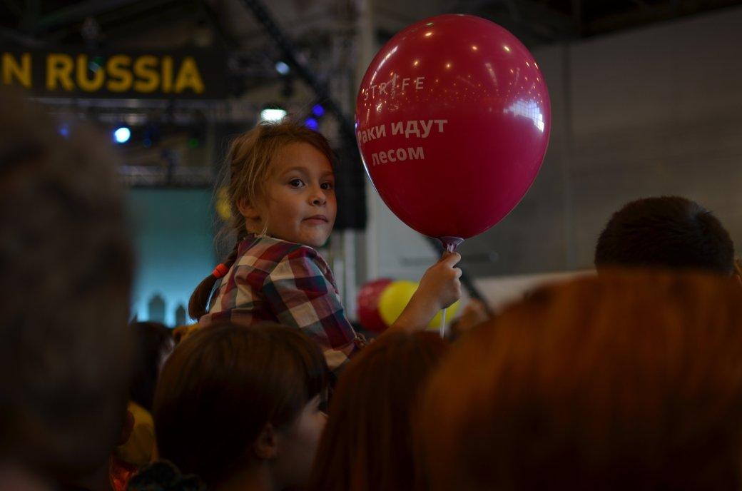 Фотоотчет с «Игромира» и Comic Con Russia, день 3 – Миша Коллинз - Изображение 26