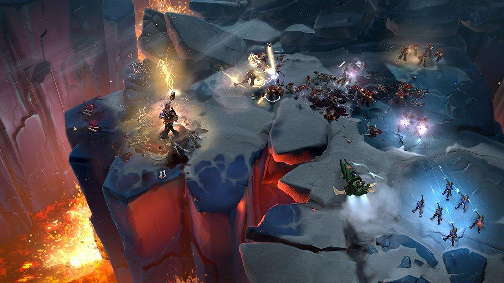 Рецензия на Warhammer 40.000: Dawn of War III. Обзор игры - Изображение 17
