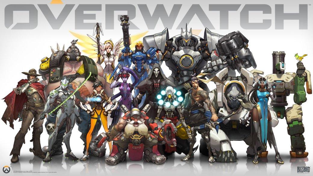 Overwatch – первый онлайн-шутер, в который я буду играть - Изображение 1