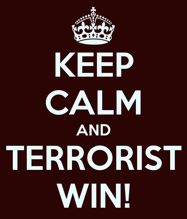 Terrorists win! - Изображение 4