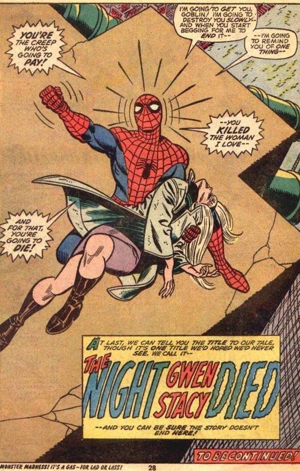 Легендарные комиксы про Человека-паука, которые стоит прочесть. Часть 1 - Изображение 5