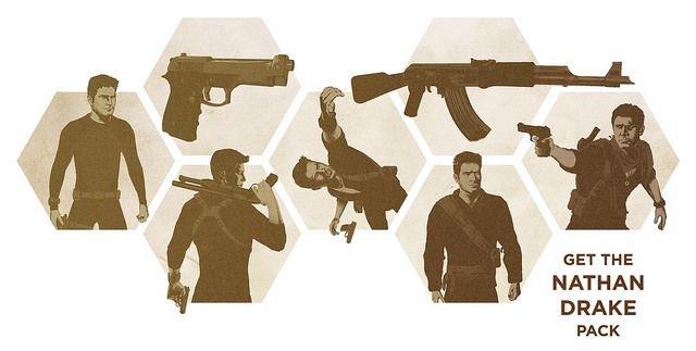 Uncharted: The Nathan Drake Collection выйдет 7 октября - Изображение 1
