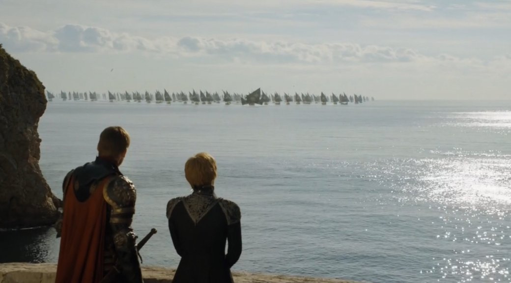 Подробный анализ 1 серии 7 сезона «Игры престолов». - Изображение 4