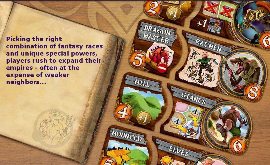 Настолки: Small World - сказочный кавардак. - Изображение 4