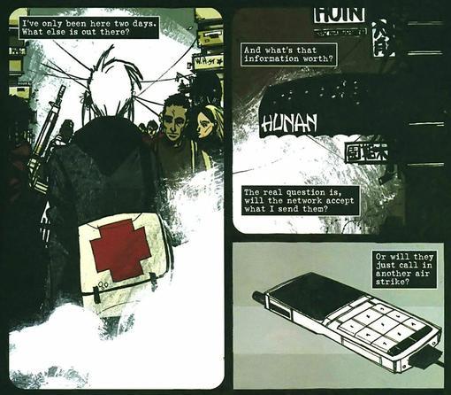 Комиксы: DMZ - Изображение 4