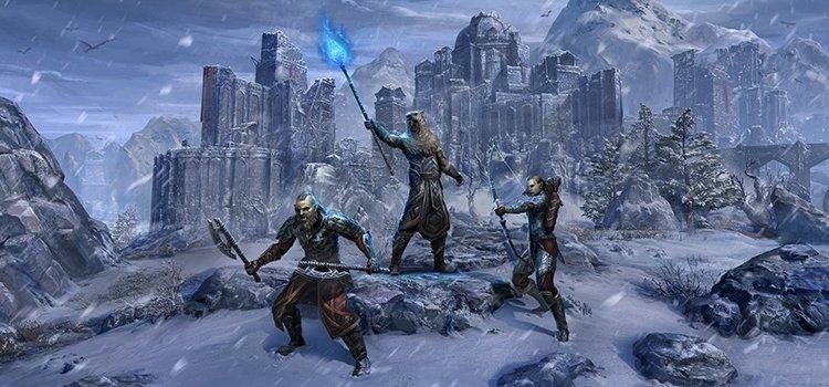 Orsinium станет самым большим дополнением к The Elder Scrolls Online - Изображение 1