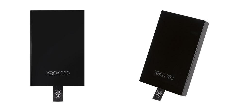 Жесткий диск для Xbox 360 на 500 Гб обойдется в 4 тыс. руб. - Изображение 1