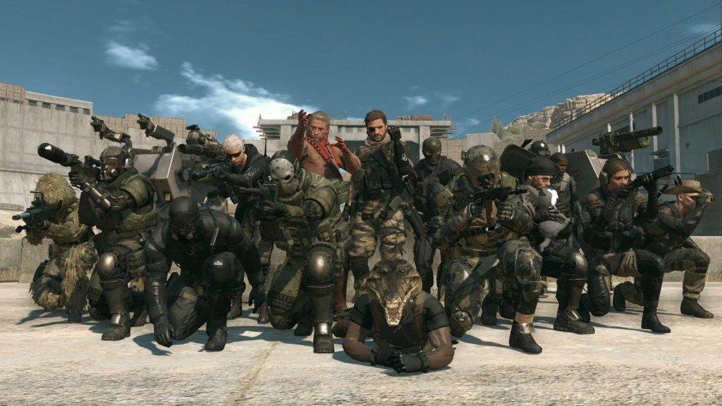 «Мастера шапок» из Konami запустили Metal Gear Online в Steam - Изображение 1