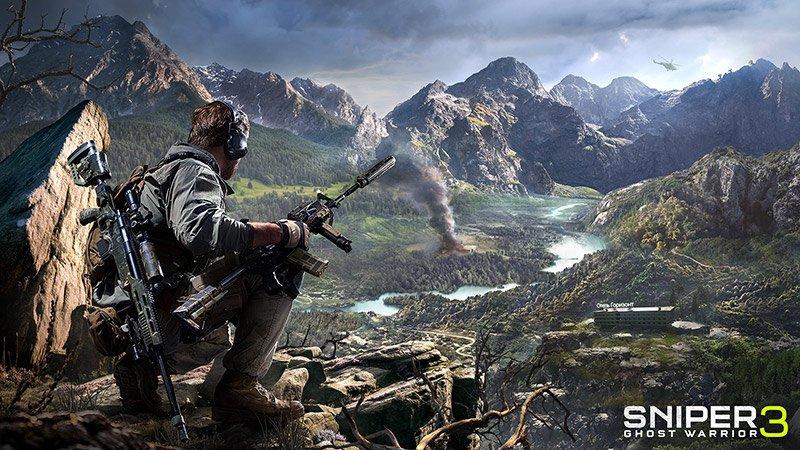 скачать игру снайпер гост варриор через торрент