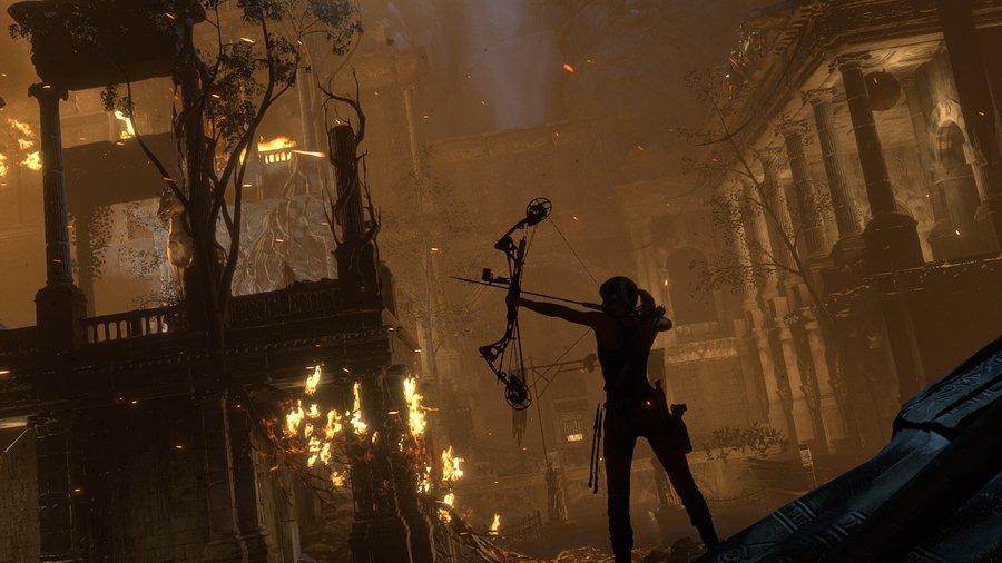 Игровая премия Гильдии сценаристов досталась Tomb Raider. - Изображение 1