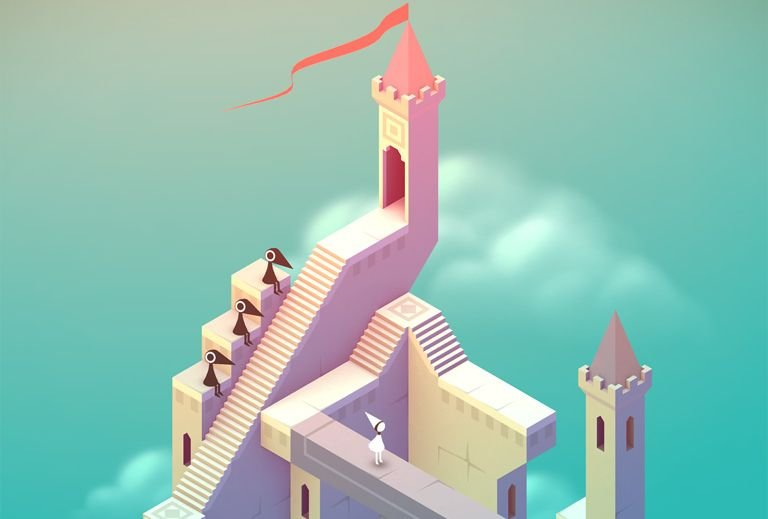 Monument Valley, Device 6 и еще три игры получили награды Apple - Изображение 1