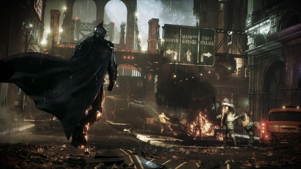 Arkham Knight готовится к возвращению на PC, первый патч уже тестируют - Изображение 1