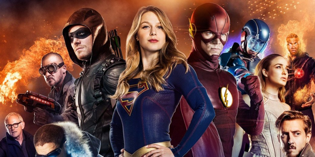 Time Warner заработала за год миллиард на сериалах по комиксам DC. - Изображение 1