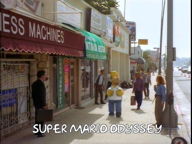 «Симпсоны» предсказали все игры для Switch - Изображение 12