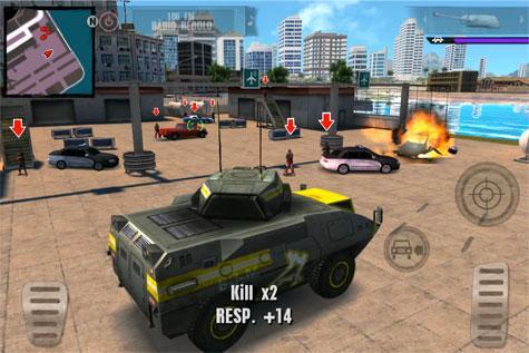 Мобильные игры за неделю: Gangstar Rio, EPOCH и Junk Jack - Изображение 4