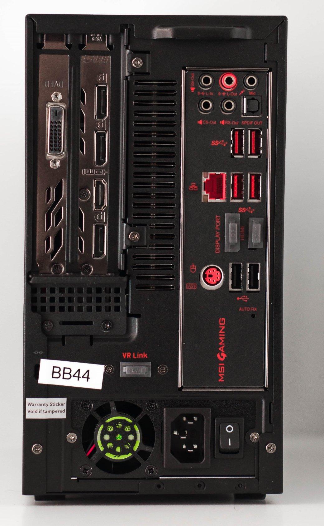 Nightblade MI3— новое поколение домашнего гейминга отMSI - Изображение 4
