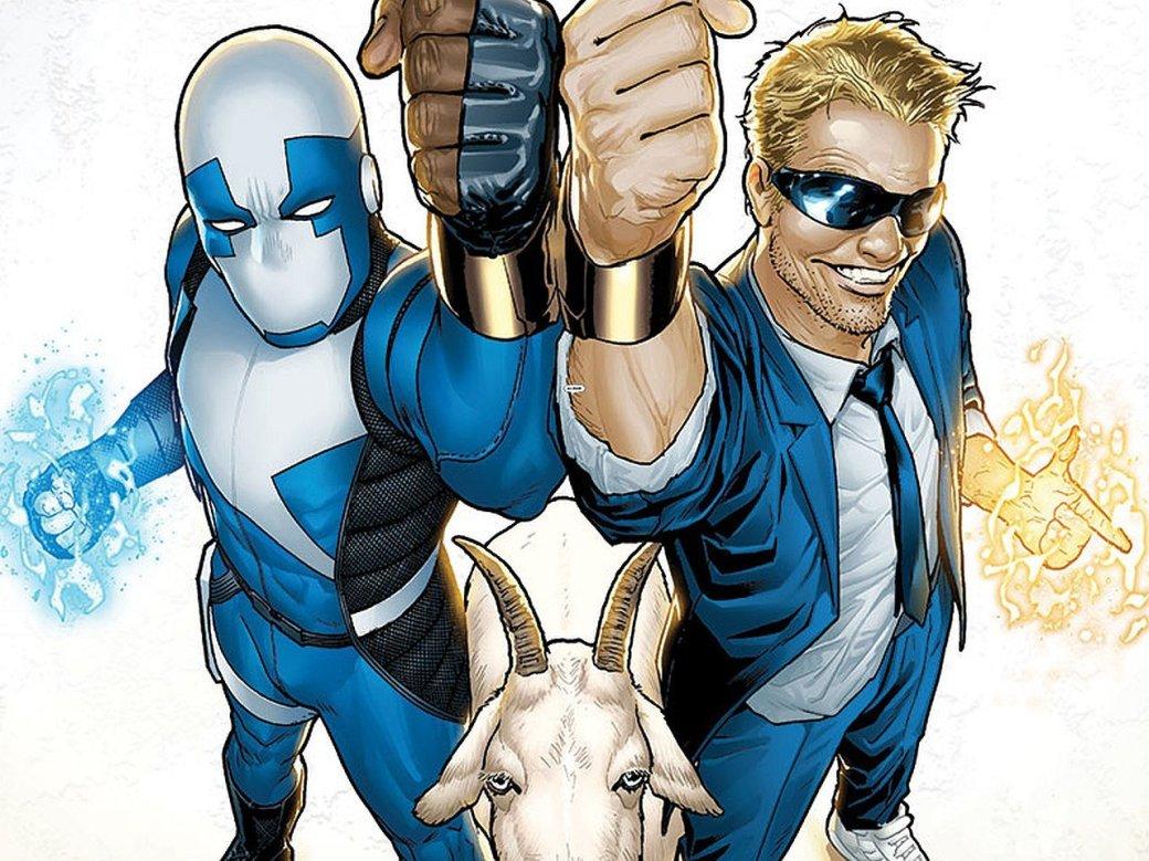 После новых «Мстителей» Братья Руссо займутся сериалом «Квант и Вуди» - Изображение 1