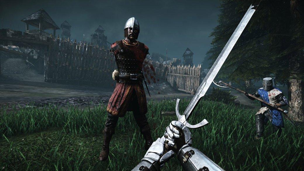 Консольная Chivalry: Medieval Warfare задержится до зимы  - Изображение 1
