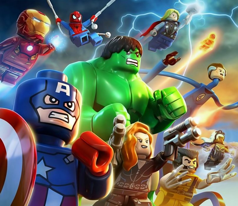 Рецензия на LEGO: Marvel Super Heroes - Изображение 1