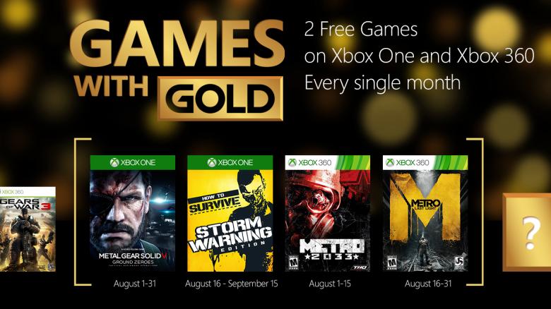 Большая летняя распродажа в PS Store и XBL Games with Gold в августе - Изображение 2
