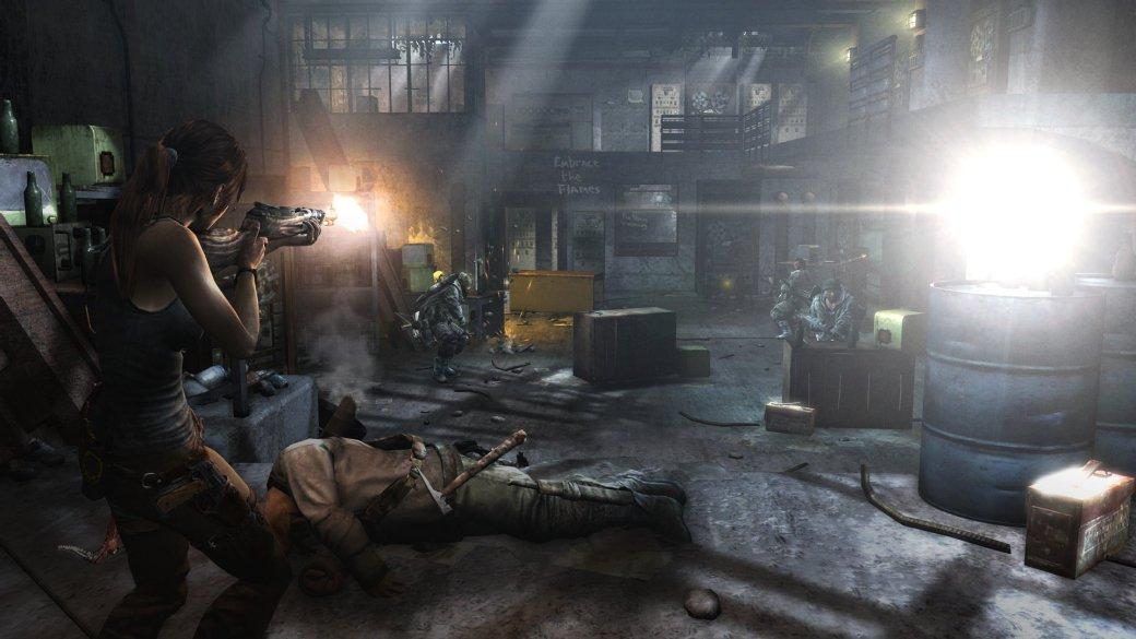 Tomb Raider. Триумф человечности.  - Изображение 7
