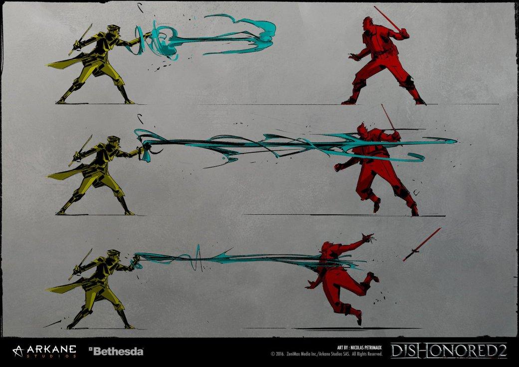 Потрясающие концепт-арты Dishonored 2 отхудожника игры - Изображение 3