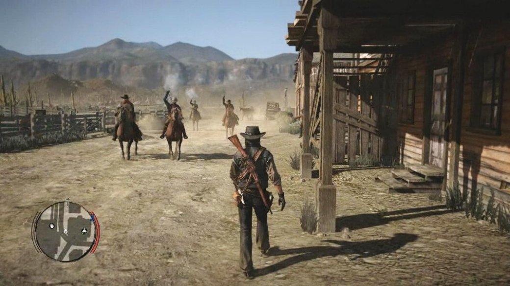 Первая Red Dead Redemption появится наPC… благодаря PlayStation Now - Изображение 1