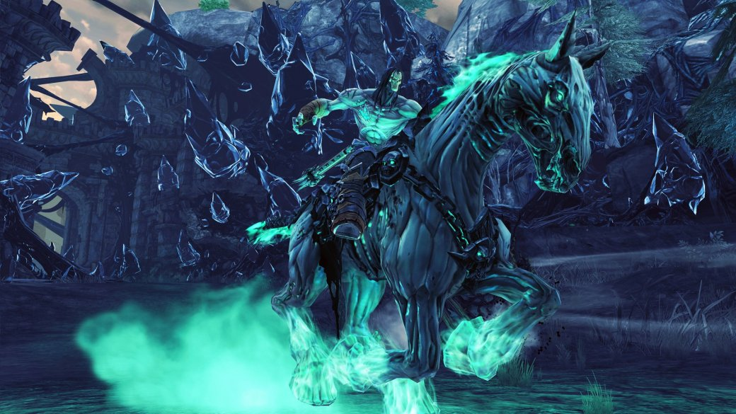 Darksiders II: Deathfinitive Edition официально анонсирована  - Изображение 1