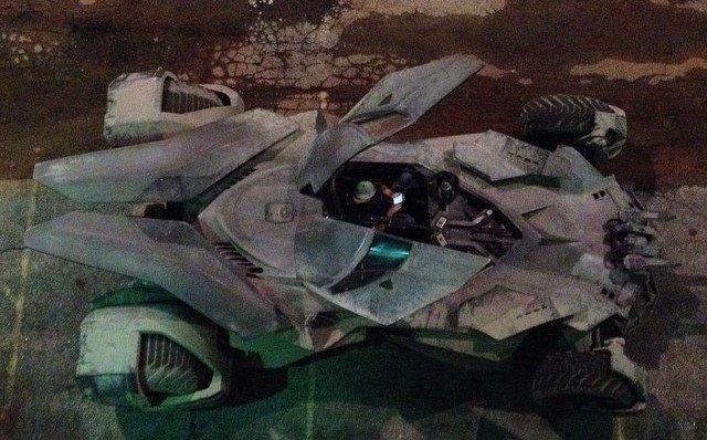 История бэтмобиля: все машины Темного Рыцаря - Изображение 16