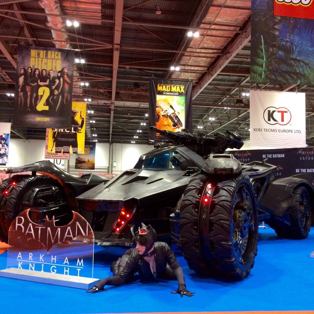 История бэтмобиля: все машины Темного Рыцаря - Изображение 50