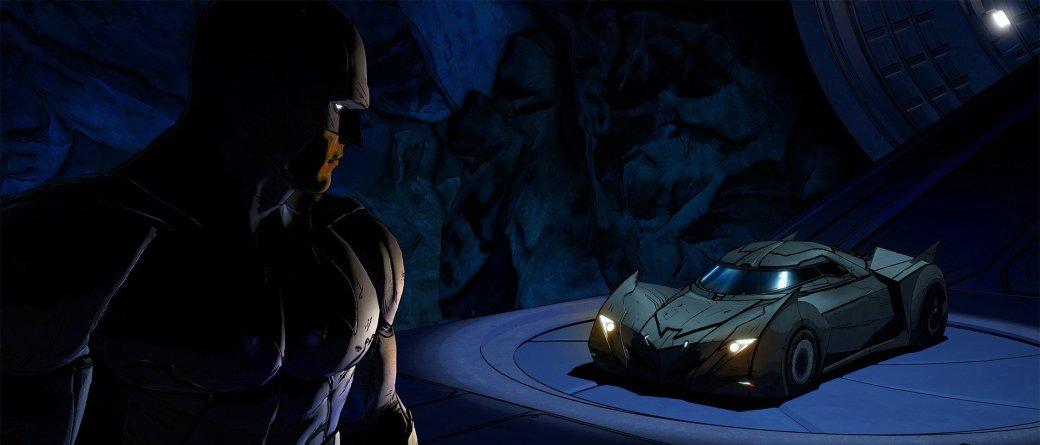 Steam-обзор#1. Batman: The Telltale Series — на 8,5 из10 китайцев - Изображение 1