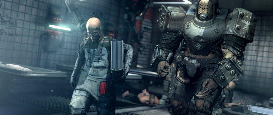 Wolfenstein: The New Order прикинулась стелс-экшеном в новом трейлере - Изображение 1