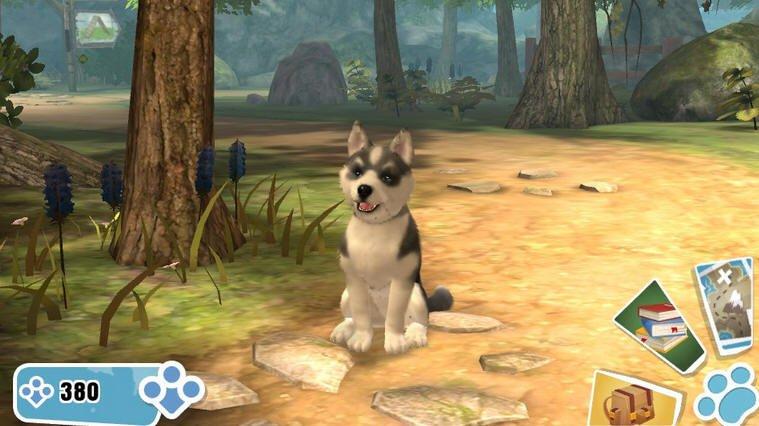 Обладателям PS Vita предложат воспитывать виртуальных собак в июне - Изображение 1