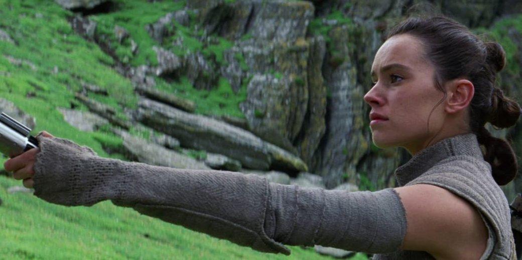 Star Wars 8 [2017]: Слух и спойлер: с чем придется сразиться Рей в начале «Эпизода 8»