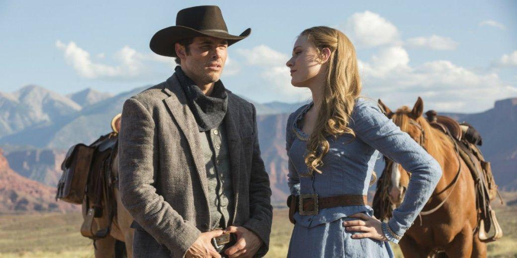 Джонатан Нолан почти доснял сериал Westworld - Изображение 1