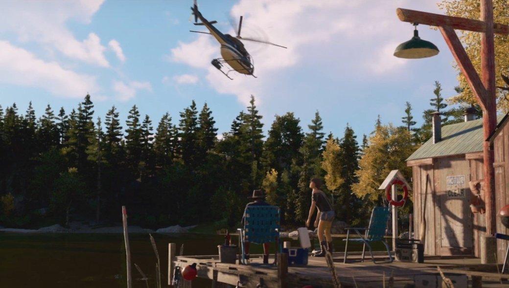 Выглядит круто. Разбираем анонс Far Cry5 - Изображение 18