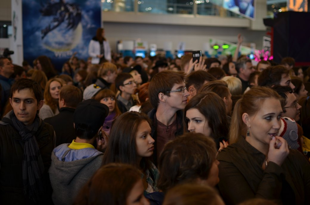 Фотоотчет с «Игромира» и Comic Con Russia, день 3 – Миша Коллинз - Изображение 11
