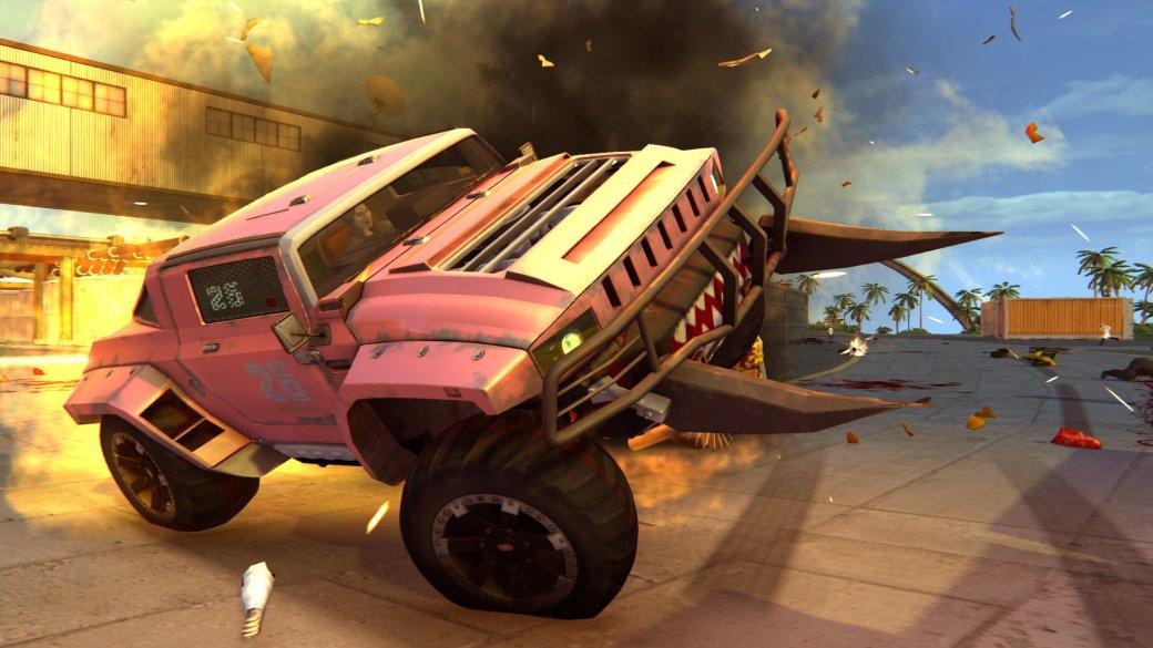 Ремейк Carmageddon официально в Steam: пенсионеры против бульдозеров - Изображение 6