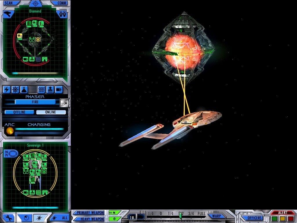 Вулканский салют: 7 лучших игр во вселенной Star Trek - Изображение 6